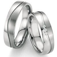 edelstaal trouwringen
