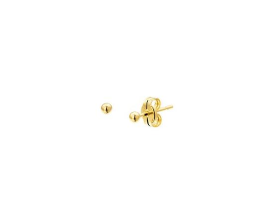 Gouden Oorknoppen massief - 4009858